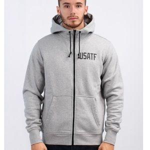 NIKE Limited Edition USATF Hoodie Jacket
